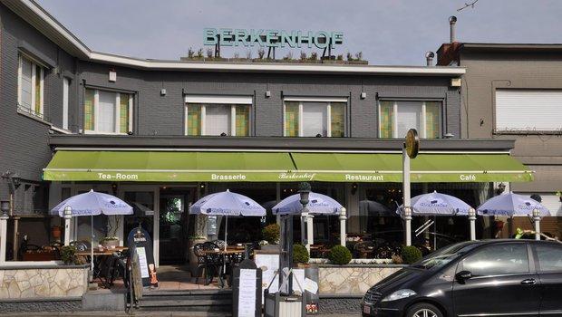 Restaurant Mont Noir Saint Jans Cappel