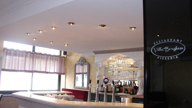 Restaurant Villa Borghese Pizzeria Rombas