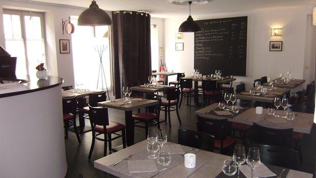 A table restaurant bistronomique metz 57000 57 for Table restaurant dc