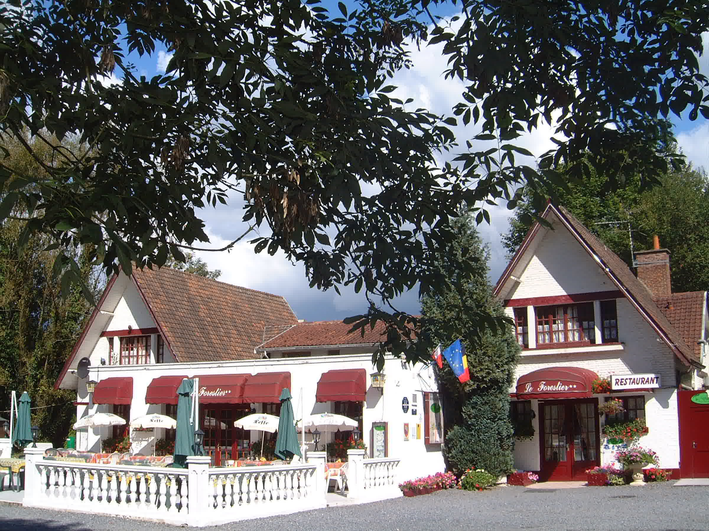 Le forestier restaurant traditionnelle saint amand les - Office du tourisme de saint amand les eaux ...