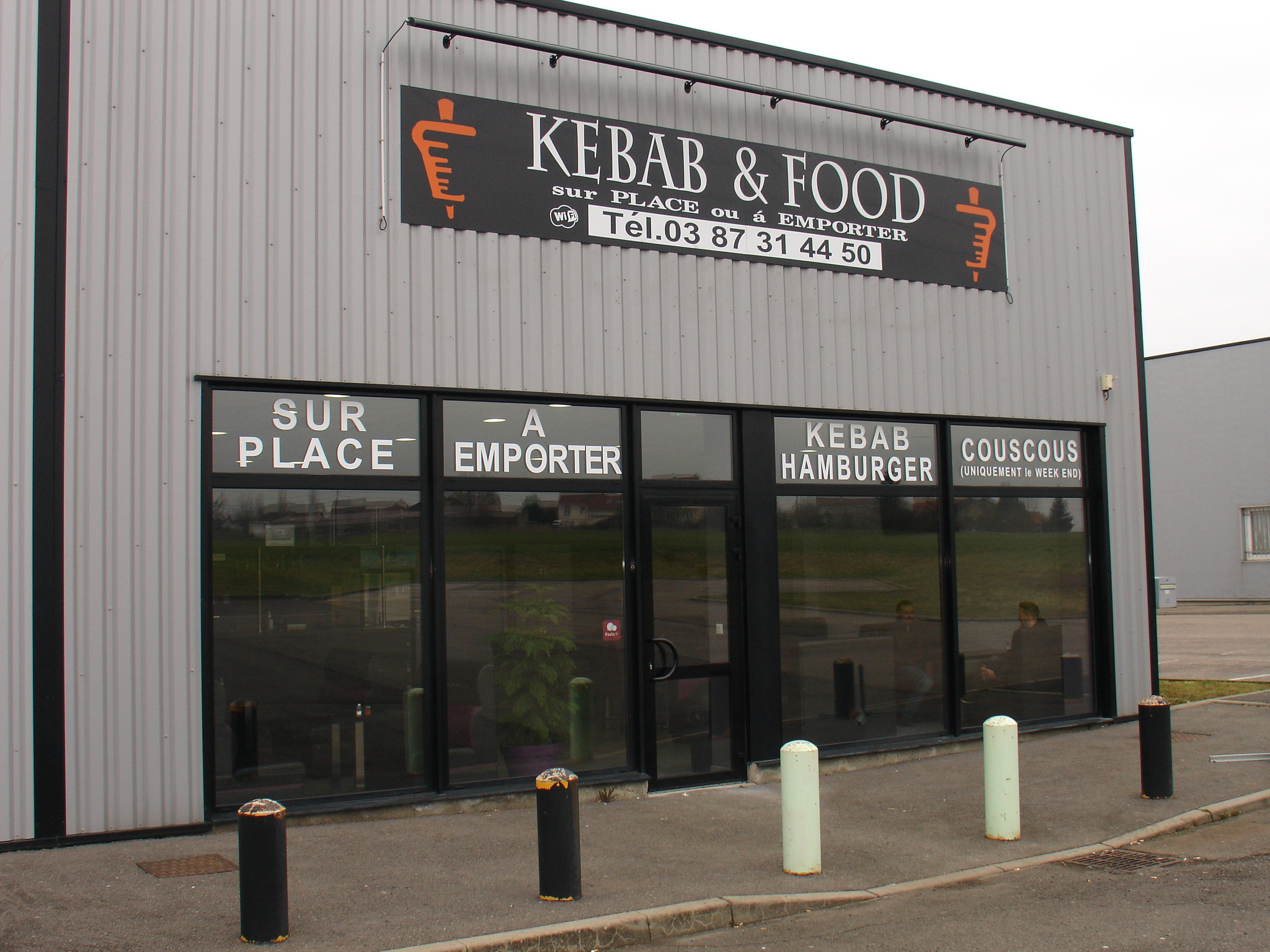 Kebab food restaurant restauration rapide sainte - La cuisine rapide luxembourg ...