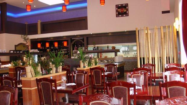Restaurant Chinois Centre Commercial Bienvenu