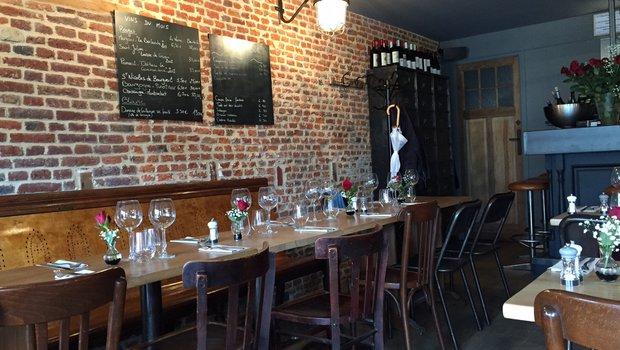 Quai Du Wault Lille Restaurant