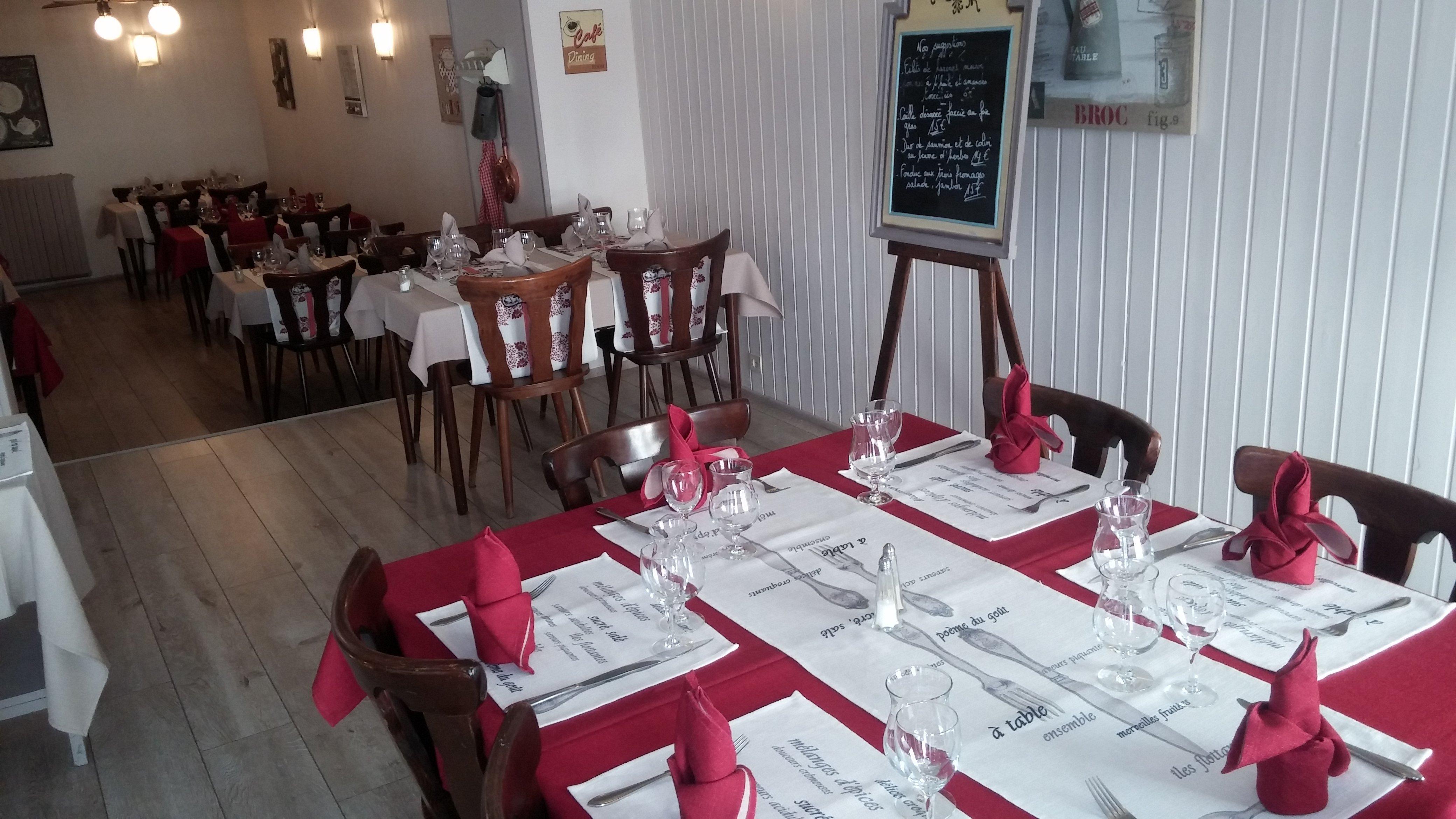 Le jardin gourmand restaurant bistronomique h ricourt 70400 - Le jardin gourmand luxembourg ...