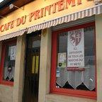 CAFE DU PRINTEMPS