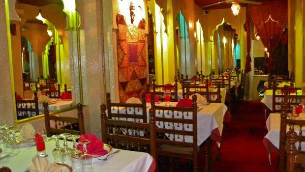 Restaurant Indien Luxembourg Paris