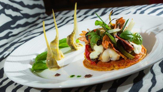 Les roches blanches restaurant gastronomique cassis 13260 for Cuisine gastronomique