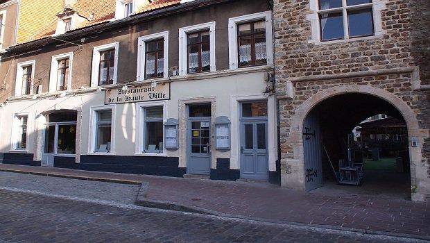 Boulogne Sur Mer Restaurant De La Haute Ville