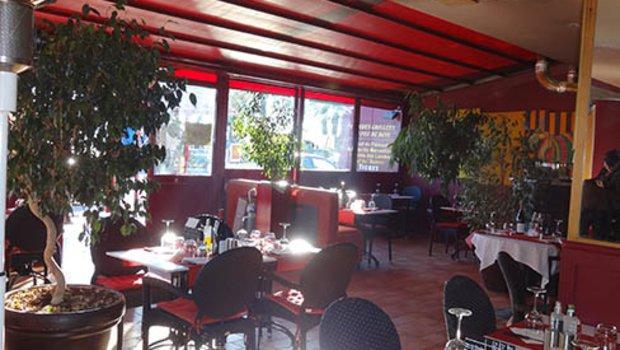 La maison de l 39 entrecote restaurant traditionnelle - Restaurant port de saint laurent du var ...