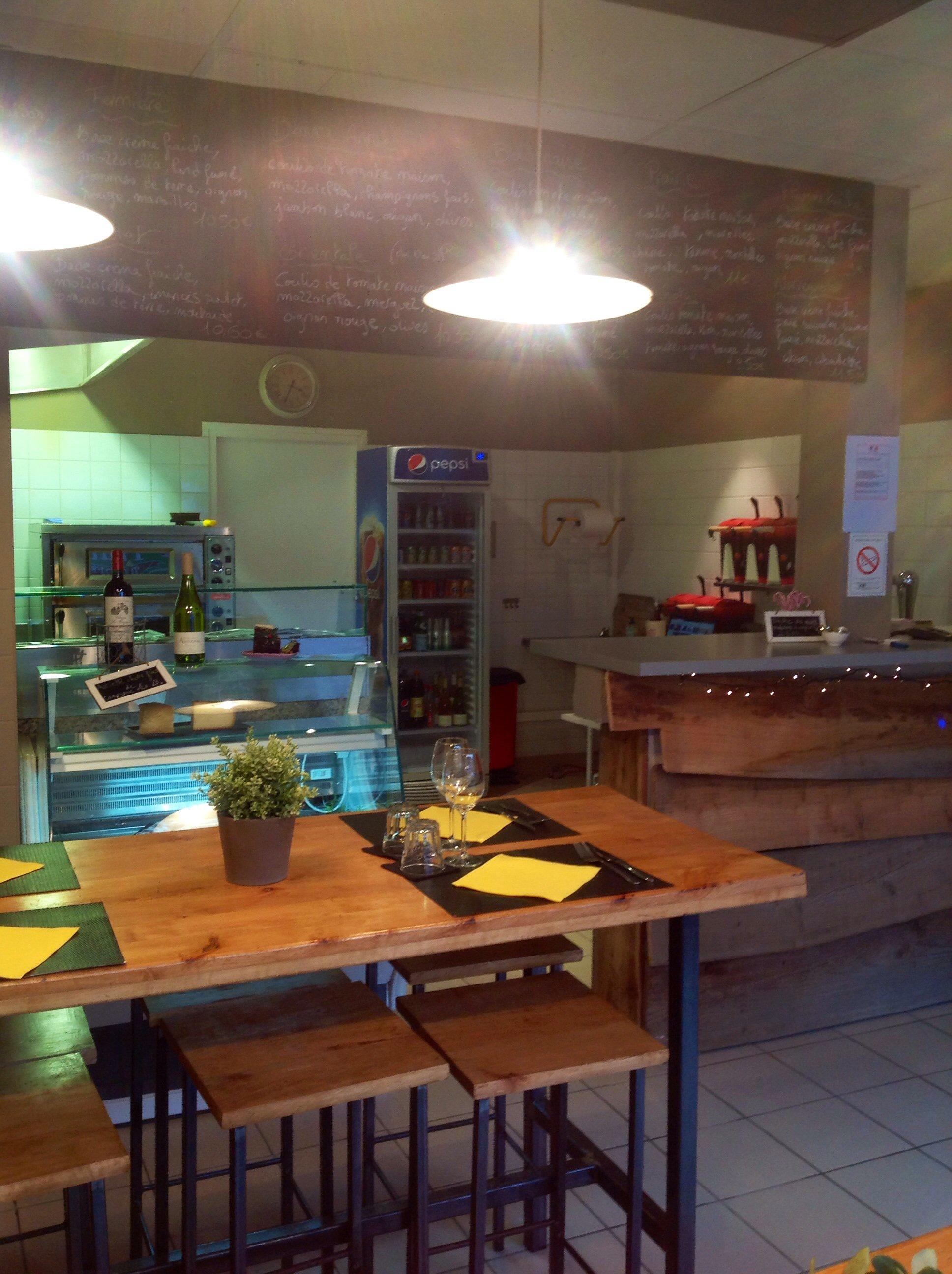 Terre a pizzas restaurant restauration rapide b thune 62400 - Cuisine rapide luxembourg ...