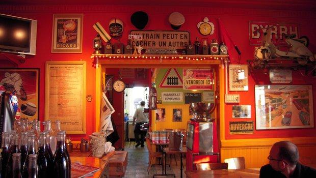Le cafe de la gare restaurant fran aise brignais 69530 for Les stands brignais