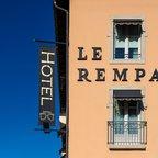 HOTEL LE REMPART QUARTIER GOURMAND