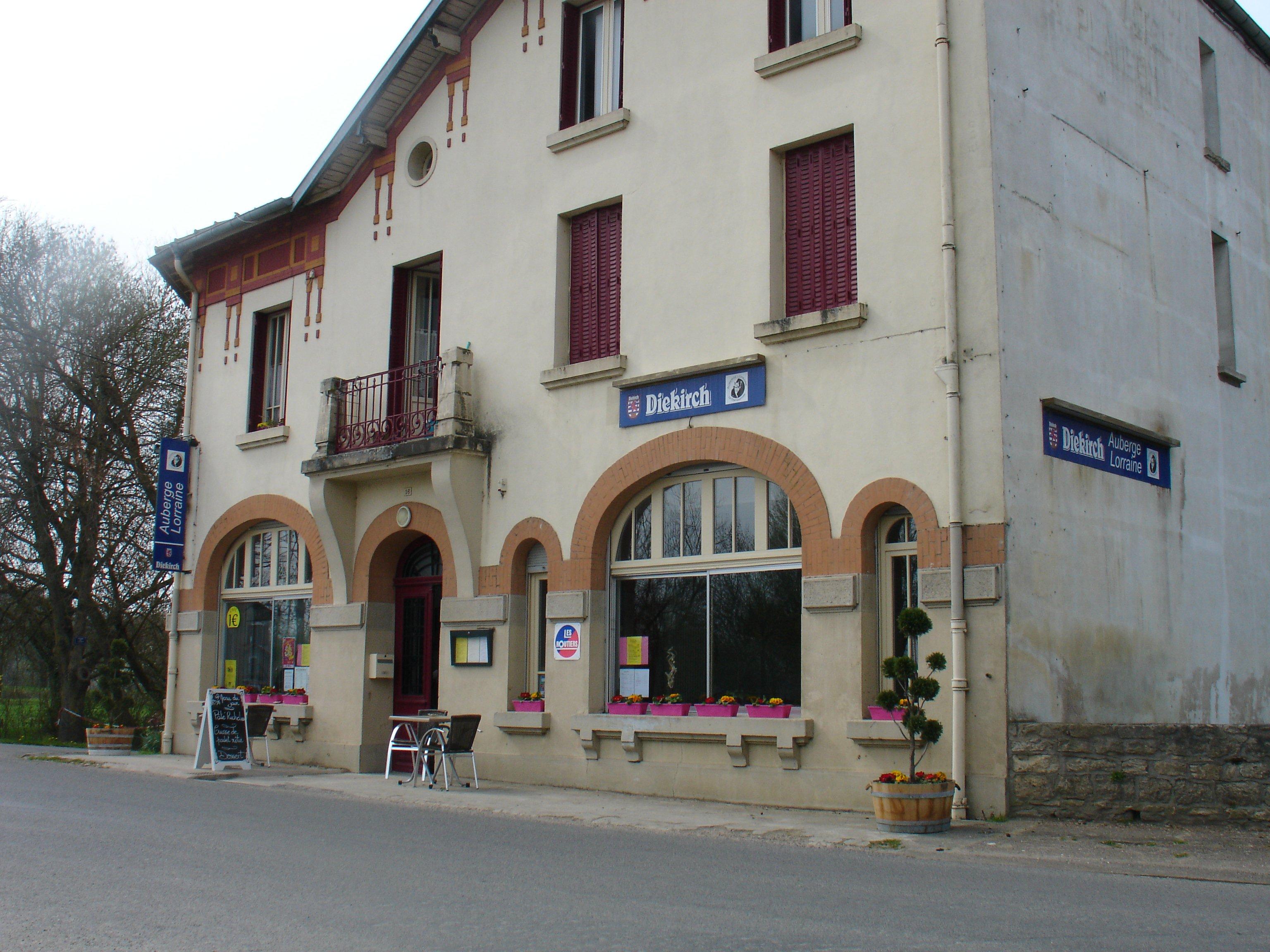 Bar auberge lorraine restaurant fait maison consenvoye for Maison du luxembourg restaurant
