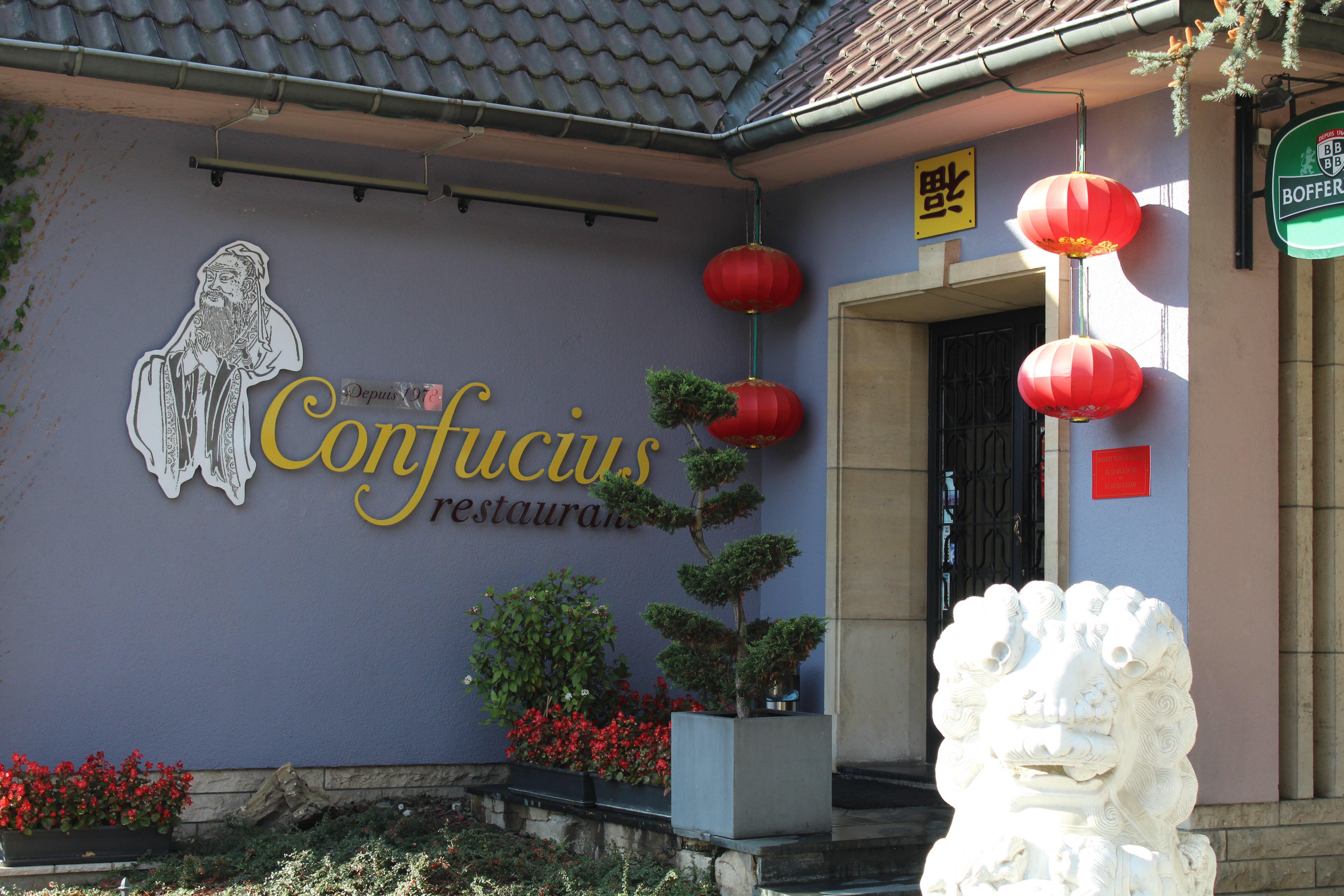 Restaurant Chinois Strassen