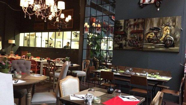 Come a la maison restaurant italienne luxembourg 1470 for Maison du luxembourg restaurant